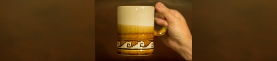 Raising The Mug