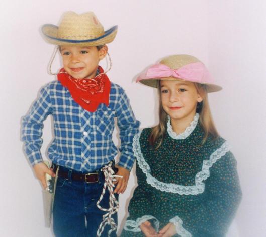 Pioneer Brad & Aubrey